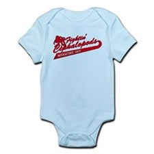 Miskatonic Fightin' Cephalopods Infant Bodysuit