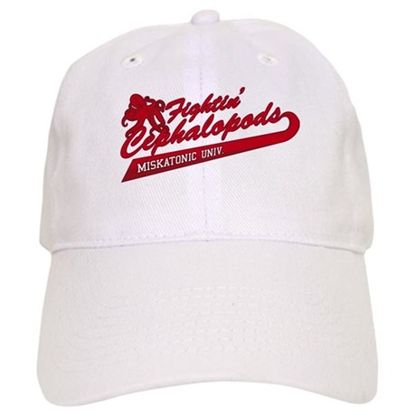 Miskatonic Fightin' Cephalopods Cap