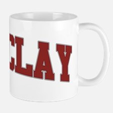 BARCLAY Design Mug