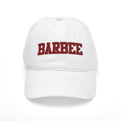BARBEE Design Cap