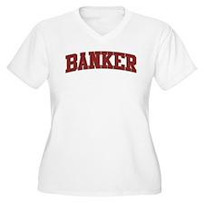 BANKER Design T-Shirt