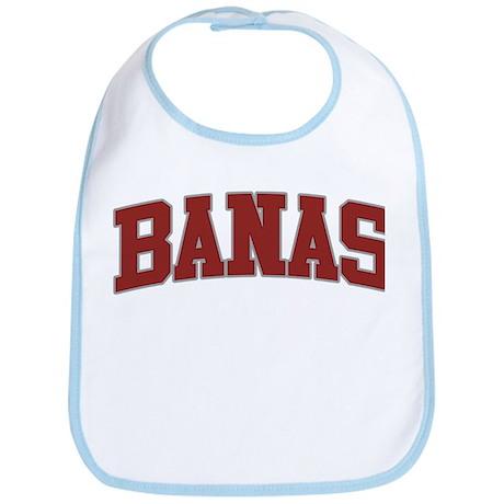 BANAS Design Bib