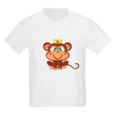 Female Monkey T-Shirt