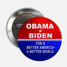 "A Better America 2.25"" Button"