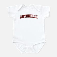 ANTONELLI Design Infant Bodysuit