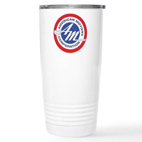 AMC Classic Stainless Steel Travel Mug