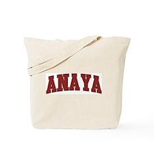 ANAYA Design Tote Bag