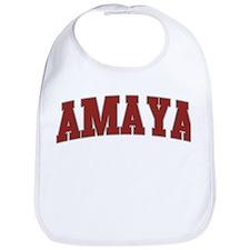 AMAYA Design Bib