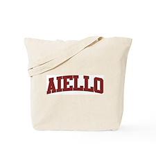 AIELLO Design Tote Bag