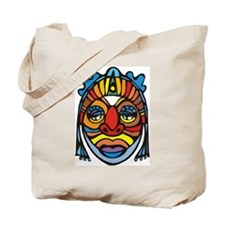 Cute Afrocentric Tote Bag