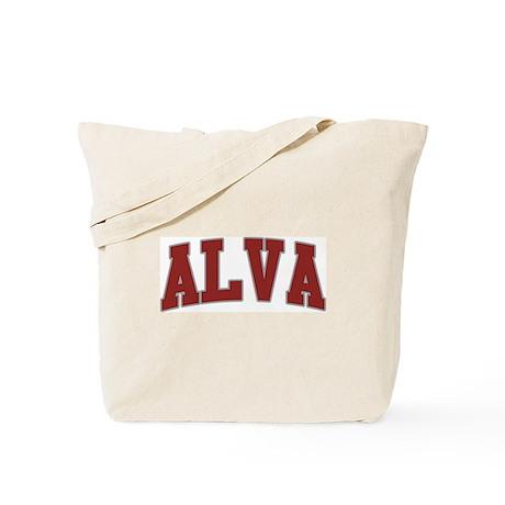 ALVA Design Tote Bag