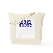 Old School Taxidermist Tote Bag