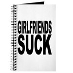 Girlfriends Suck Journal