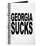 Georgia Sucks Journal