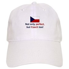 Perfect Czech Baseball Cap