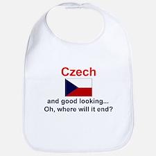 Good Looking Czech Bib