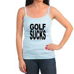 Golf Sucks Jr.Spaghetti Strap