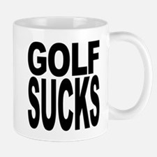 Golf Sucks Mug