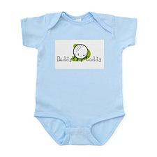 Daddy's Caddy Golf Infant Bodysuit