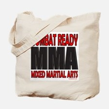 COMBAT READY MMA Tote Bag