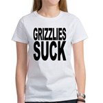 Grizzlies Suck Women's T-Shirt