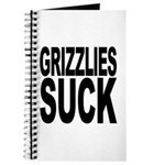 Grizzlies Suck Journal