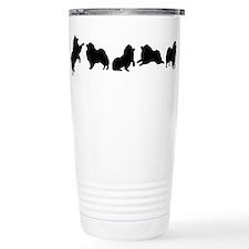 keeshond Travel Mug