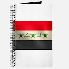 Iraqi Flag Journal