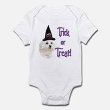 Maltese Trick Infant Bodysuit