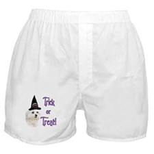 Maltese Trick Boxer Shorts