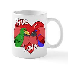 True Love Eclectus Mug