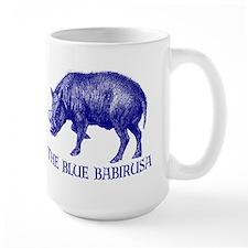 The Blue Babirusa - Mug