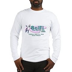 SciFiMojo.com Long Sleeve T-Shirt