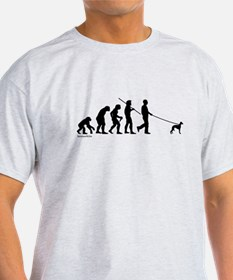 Whippet Evolution T-Shirt