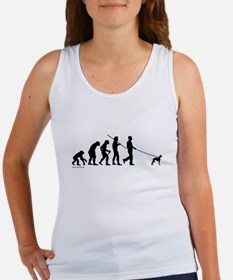 Whippet Evolution Women's Tank Top