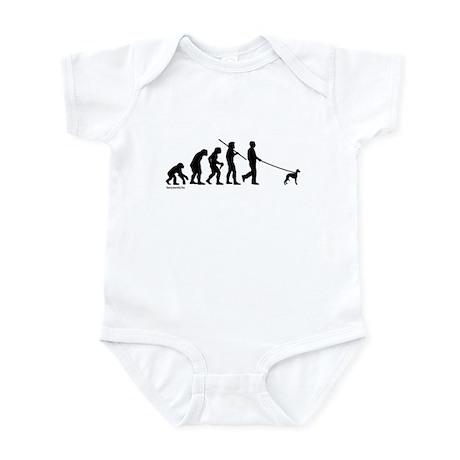 Whippet Evolution Infant Bodysuit