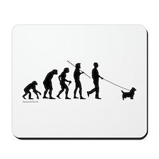 Westie Evolution Mousepad
