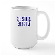 Old School Sales Rep Mug
