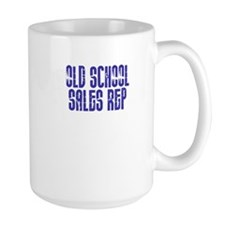 Old School Sales Rep Mug