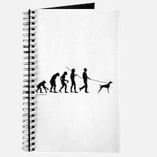 Weimaraner Evolution Journal
