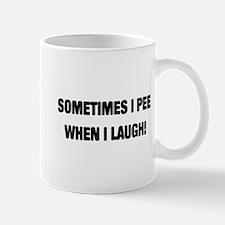 Laugh & Pee Mug