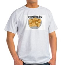 Powered By Waffles T-Shirt
