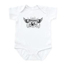 Obama Skulls & Wings Infant Bodysuit