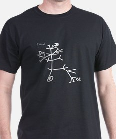 Darwin's Tree of Life T-Shirt