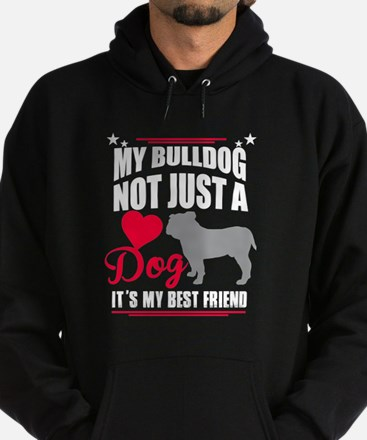 Unique Crazy dog lady Hoodie (dark)
