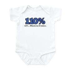 110% Infant Bodysuit