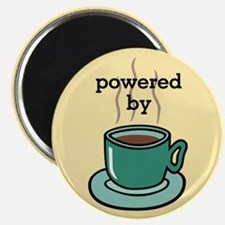 Powered By Coffee Magnet