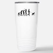 Lab Evolution Stainless Steel Travel Mug