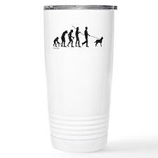 Lab Evolution Travel Coffee Mug