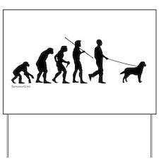 Lab Evolution Yard Sign